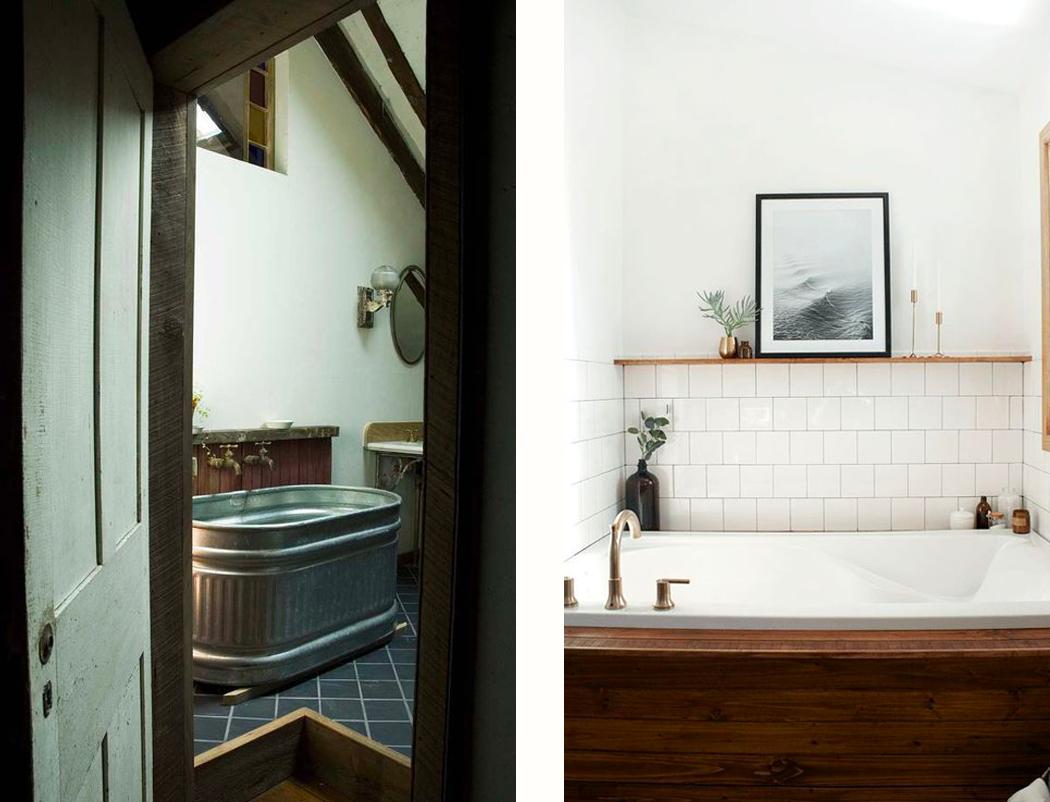 Badevaerelses Renovering Lidt 70 Er Lidt Skov Og Lidt Ubeslutsomhed Copenhagen Wilderness